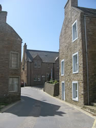 Melvin Place in Stromness, Orkney